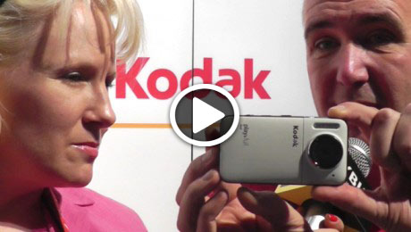 Create Great Memories with Kodak's Playfull Dual & Easyshare Wireless Cameras
