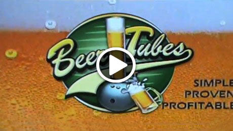 Beer Tubes on YBLTV