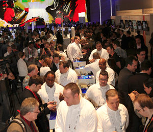 International CES 2012 Attendees