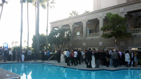 Digital Hollywood 2012 Marina Del Ray, CA RMM Online End of Day Poolside Reception