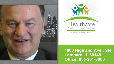 Healthcare Solutions Team Bill Spratt