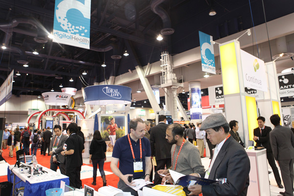 Digital Health and Fitness Technology Expands by Nearly 25 Percent at 2013 International CES