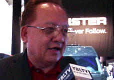 Head Monster, Noel Lee with YBLTV at International CES 2013