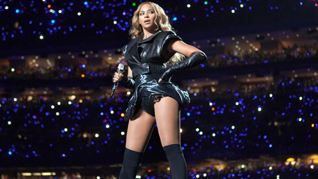 Beyoncé Delivers Rousing and Historic Performance at Super Bowl XLVII with Sennheiser