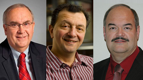 Foti, Adrick and Charles to Receive NAB Engineering Awards at NAB Show