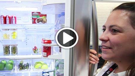 Revolutionize Food Management with LG Electronic's Smart Refrigerator