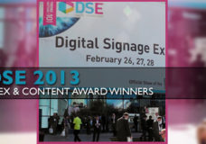 Digital Signage Expo Apex & Content Award Winners