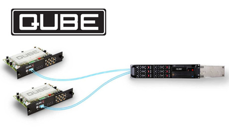Qube Cinema Brings True 4K DCP Review and Playback to NAB 2013