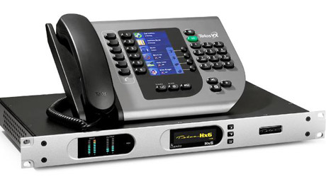 Telos Debuts New Six-Line Broadcast Phone System at NAB 2013
