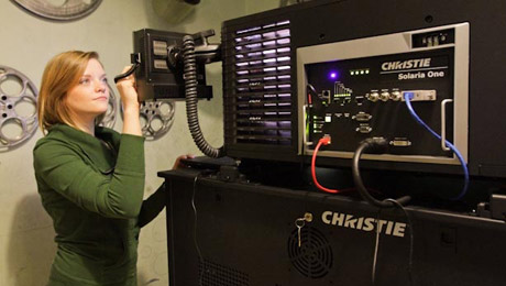Shipments of Christie Solaria One Projectors Explode in 2013