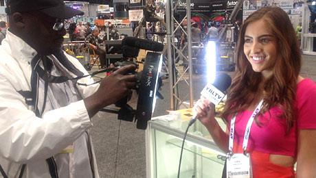 NAB 2013 Show Attendance, Exhibitor Numbers Announced