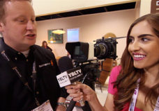 YBLTV Meets Blackmagic's Production Camera 4K from NAB 2013