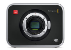 Blackmagic Design Announces Blackmagic Production Camera 4K