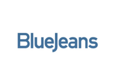 Blue Jeans Logo Image Courtesy: Blue Jeans Network