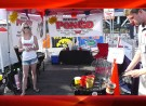 MegaPongo Beer Pong Game Total Blast at National Hardware Show 2013