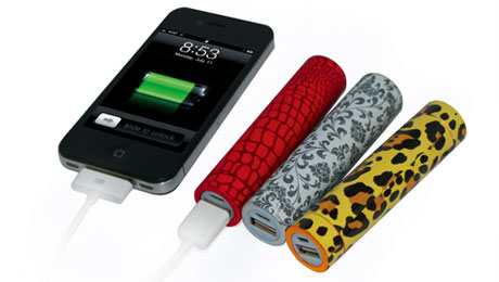 Powerocks Announces Super Magicstick Line of Lipstick/Cigar-Shaped Portable Power Banks At CTIA