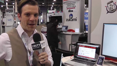 Call Proof Product Implementation Specialist, Joshua Gifford at CTIA 2013