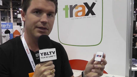 Trax Sales & Marketing - Founder Mikael Karlsson at CTIA