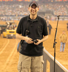 Curt Jenkins was responsible for the audio at CMA as project manager for Nashville-based Sound Image (Image Courtesy: Curt Jenkins)