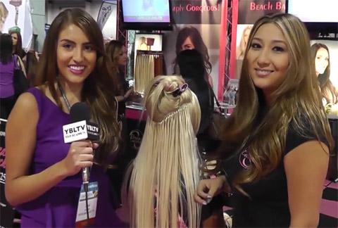 Dream Catcher Hair Extensions Extraordinary Welcome To Dream Catchers The World's Best Hair Extensions YBLTV