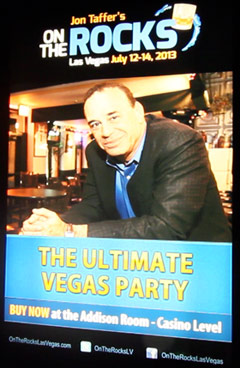 Jon Taffer's On the Rocks Las Vegas (Your Biz LIVE Photo/On the Rocks Las Vegas)