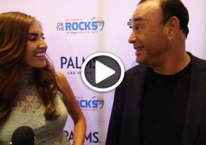 Jon Taffer Talks Shop and Rocks His On the Rocks Las Vegas Party!