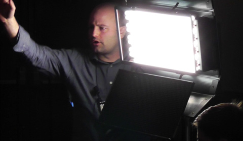 Jem Schofield, Founder of theC47 is one of the internet's leading instructors teaching production and post-production solutions at workshops, trade shows and special events. (Your Biz LIVE Photo/theC47)
