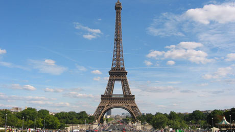 The Eiffel Tower, Paris, France. (Your Biz LIVE Photo/Eiffel Tower).