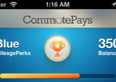 CommutePays Launches First Mobile Commuter Loyalty Program