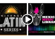 FirstCom Music: Universal Latin Series, Mexican Music Library