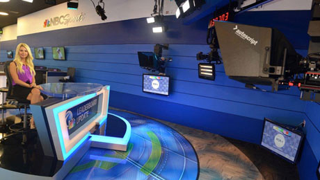 Telemetrics Camera Control Systems Drive Innovation at Golf Channel's New Studio