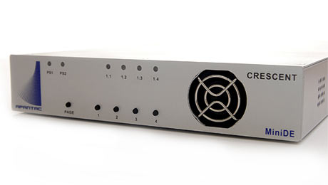Apantac to Highlight Multiviewers, HDMI HDBT Extenders at GovComm 2013