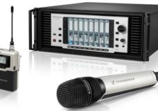 Masque Sound Ushers Sennheiser's New Digital 9000 Wireless System onto the Great White Way