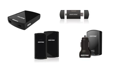 Rayovac Launches Family of Affordable Portable Power Chargers at CES 2014