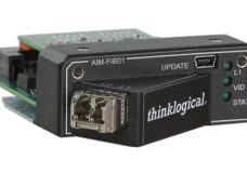 Thinklogical Introduces Direct Fiber-Optic Input Card for the Christie Entero HB Video Wall Display Cube