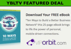 YBLTV Deal: Ten Ways to Build a Better Business Network