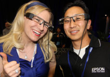 Epson Named 2014 CES Innovations Awards Honoree in Wearable Tech for Moverio BT-200 Smart Glasses