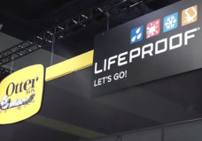 OtterBox | LifeProof at International CES 2014.