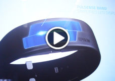Epson's Pulsense PS-100 Band and PS-500 Watch Shipping Summer 2014
