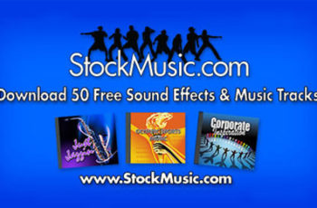Get 50 Free Sound Effects & Music Tracks