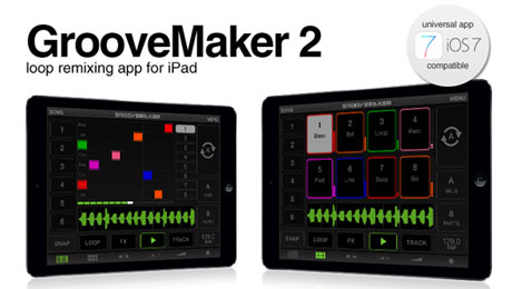 IK Multimedia releases GrooveMaker 2 for iPad