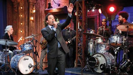 "Ferri Lighting Design & Associates Brings Light to ""The Tonight Show Starring Jimmy Fallon"""
