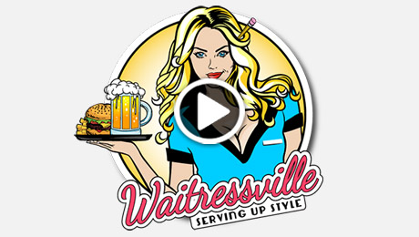 Waitressville Will Be Serving Up Style and Whole Lot More at NCB Show 2014