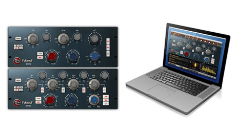 IK Multimedia releases new classic British EQ models in T-RackS Custom Shop (Image Courtesy: IK Multimedia).