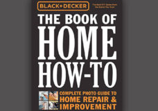 BLACK+DECKER and Cool Springs Press introduce The Book of Home How‐To (Image Courtesy: BLACK+DECKER).