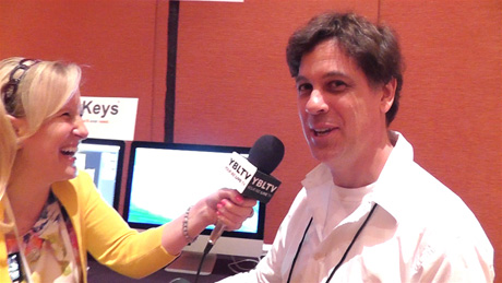 Bella Corporation, Gard Cookson President & CEO talks with YBLTV Anchor, Erika Blackwell at NAB Showstoppers 2014.