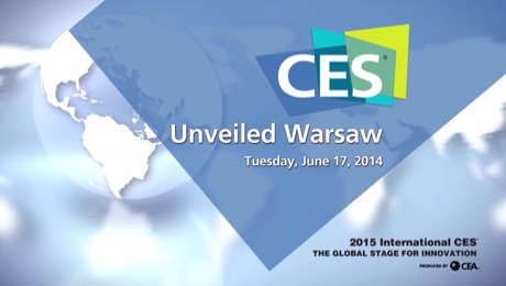 CES Unveiled Warsaw