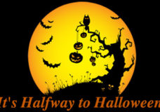 Its Halfway to Halloween.  Huge discounts on selected decorations from HalloweenMart. (Image Courtesy: HalloweenMart).