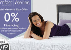 Exclusive Serta Mattress Offers for Memorial Day (Image Courtesy: Serta, Inc.)