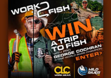 CLC Work Gear - Wild River Sweepstakes (Image Courtesy: Custom LeatherCraft Mfg. Co., Inc.)